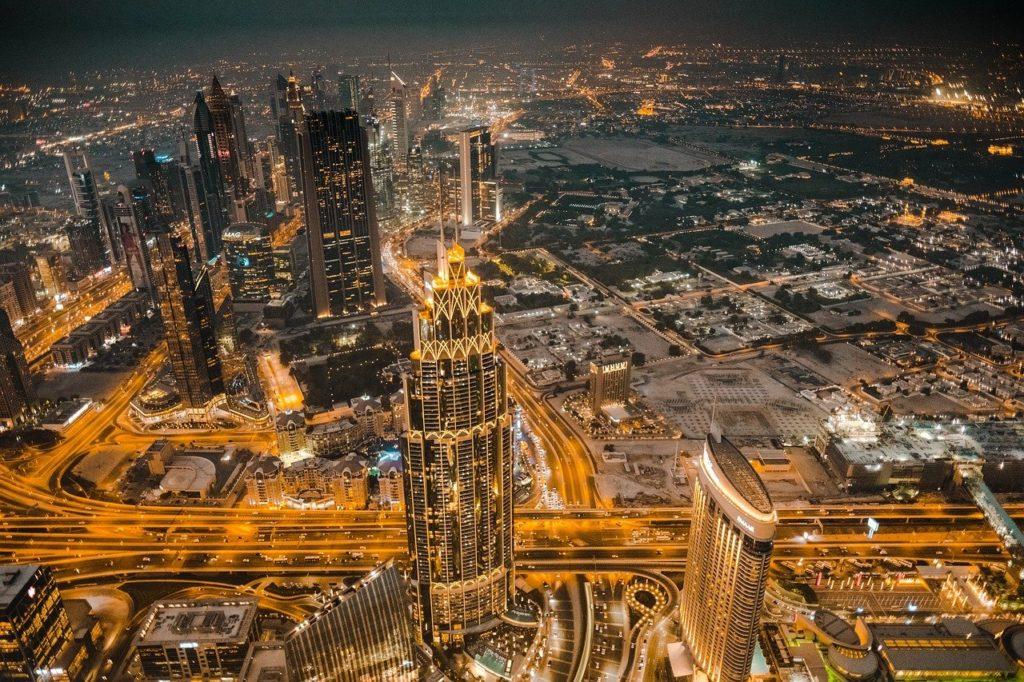 dubai, emirates, burj khalifa