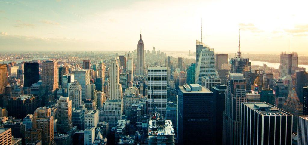 manhattan, new york city, empire state building