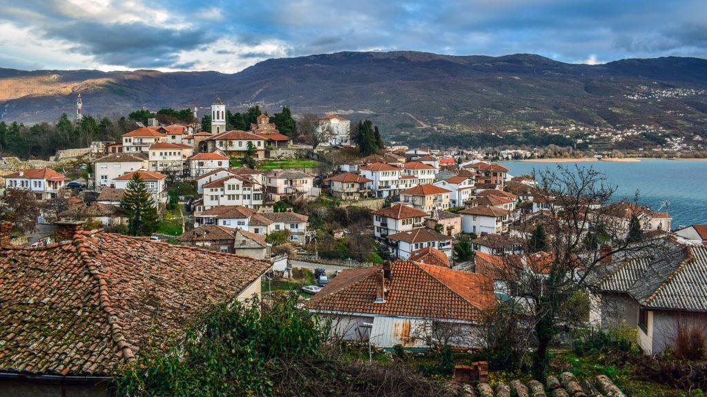 ohrid, north macedonia, town