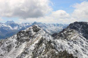 switzerland, davos, mountain