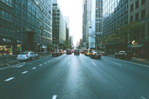 traffic, city street, urban
