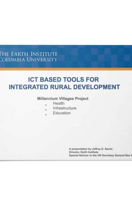 ICT rural development