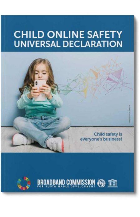 child online safety declaration