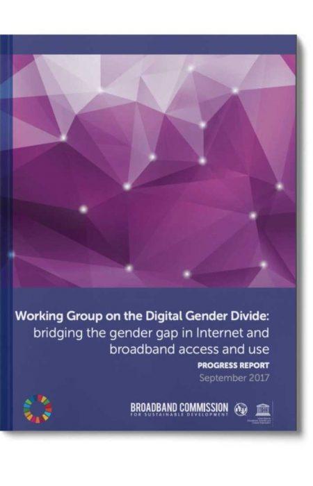 digital gender divide progress report 2017