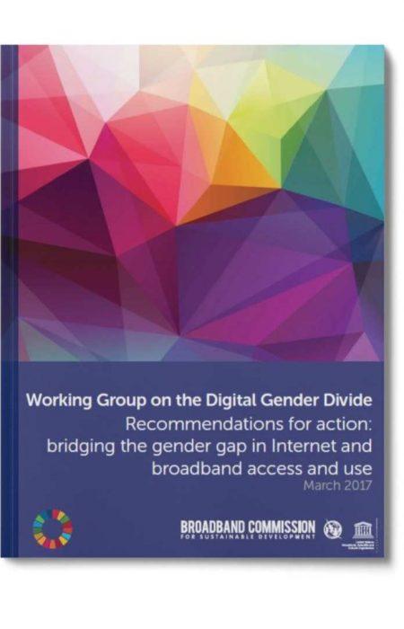 recommendations for action-digital gender divide